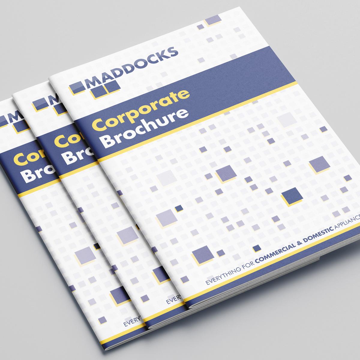 Broszura firmy